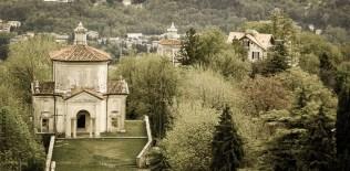 Via delle 14 cappelle - Sacro Monte, Varese