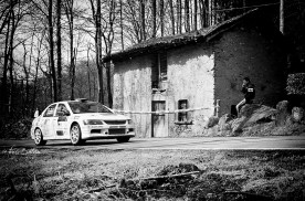 Tabarelli Daniele /Sossella Roberto Mitsubishi Lancer