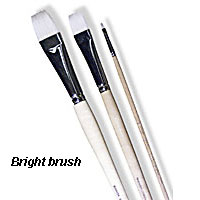 bright art brush