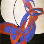 Fugue in Two Colors by František Kupka