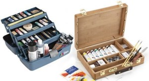 art bin paint box