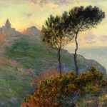 The Church at Varengeville by Claude Monet