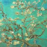 van gogh almond blossom painting