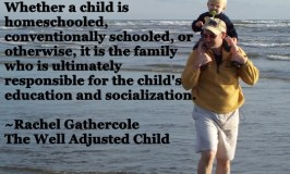 Homeschooling: On Socialization