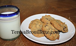 My Secret Drop Chip Cookie Recipe