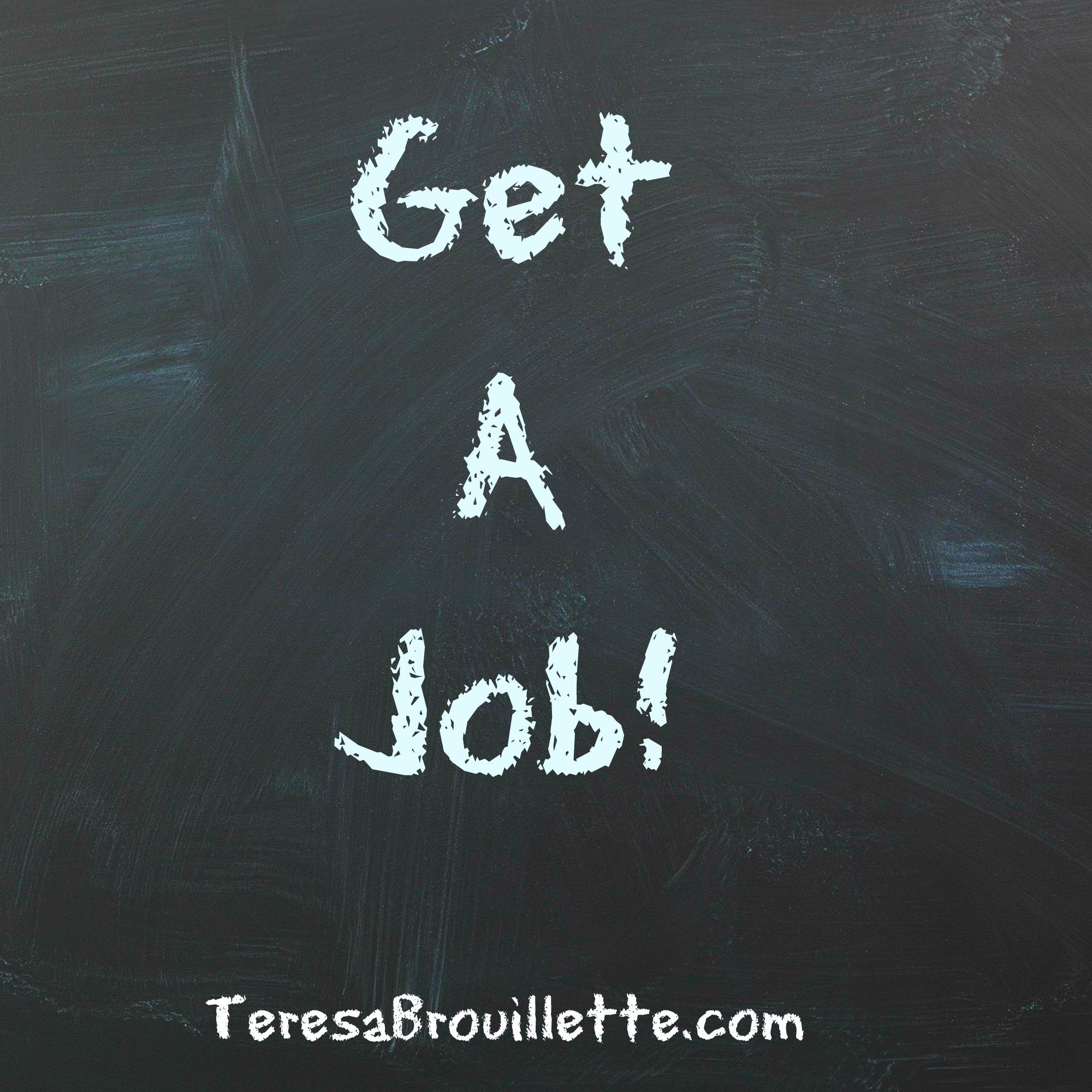 Homeschooling: Mom Is Unemployed - Teresa Brouillette