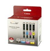 Canon-CLI-251-Creative-Park-Premium-Ink-Cartridges-Black-Cyan-Magenta-Yellow-4-color-pack-0-1