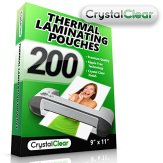Crystal-Clear-200-Pieces-Universal-Thermal-Laminating-Pouches-0-0
