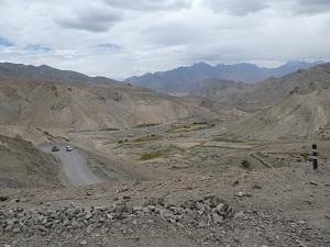 Nambika La Pass