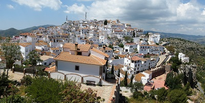 Comares Panoramic from the Comares Castle