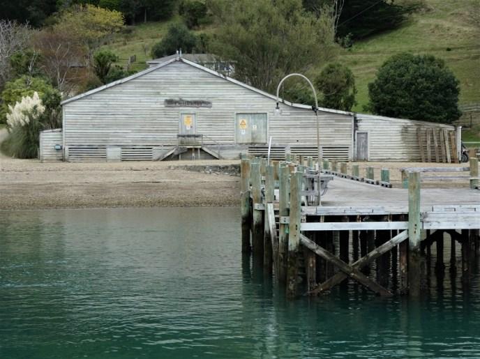 Poueneui Wharf