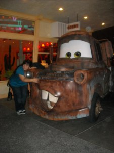 Mater and I have a deep, true love.