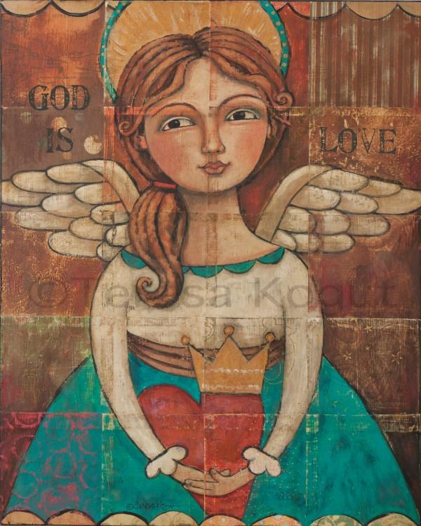 Angel Prints Teresakogut