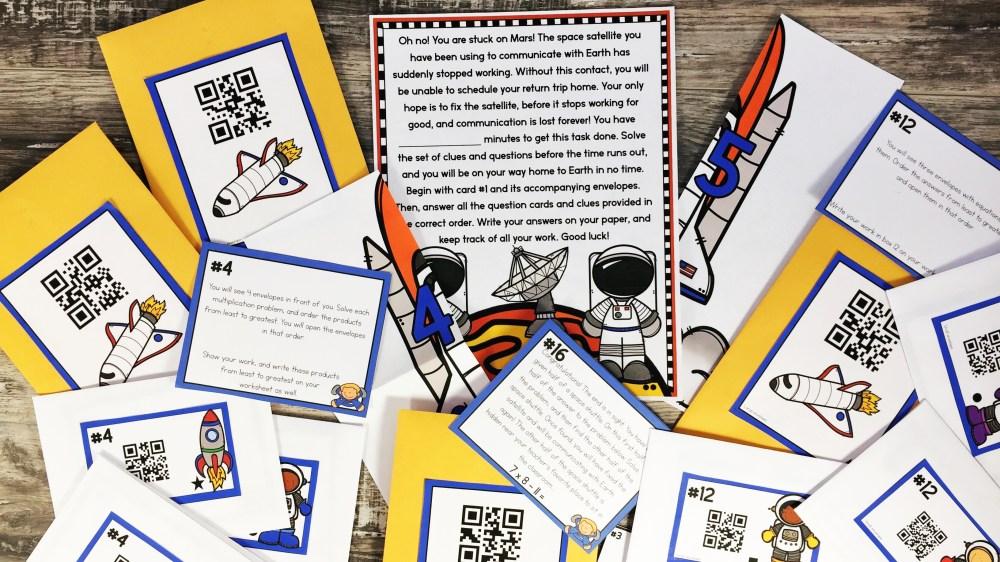 medium resolution of Cracking the Classroom Code™ 4th Grade Operations and Algebraic Thinking -  Teresa Kwant