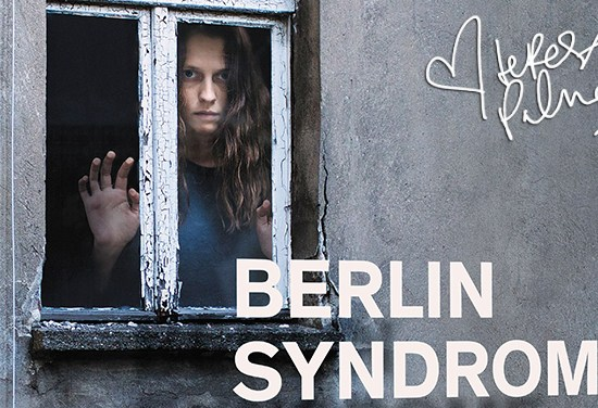 Berlin Syndrome Official Poster