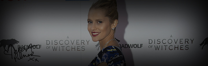 'A Discovery Of Witches' Premiere & Comic-Con