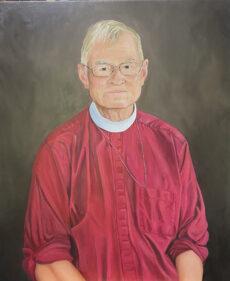 Bishop Breidenthal Official Portrait