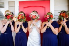 Bouquets by Teresa Soleau - photo by Lisa Marie photography