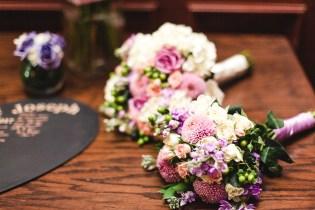Wedding bouquets by Teresa Soleau