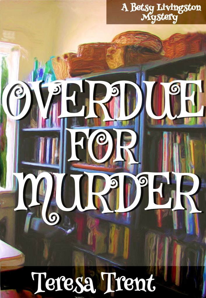 Book Cover: Overdue for Murder