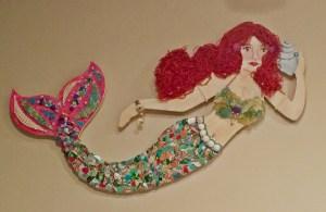 mermaid finished