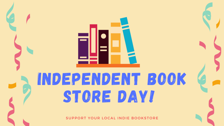 Today is Independent Book Store Day