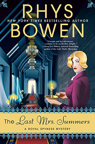 The Last Mrs. Summers by Rhys Bowen, New York Times Best Selling Author.