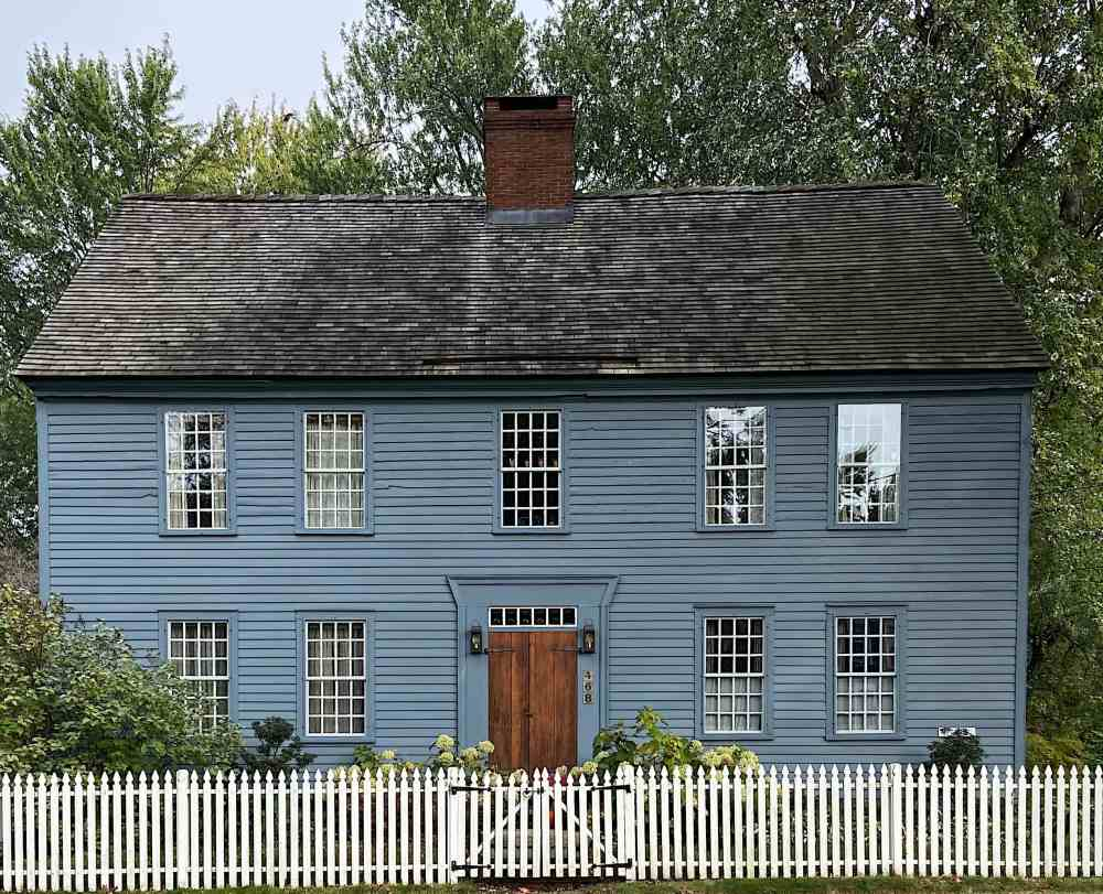 historic wethersfield, ct houses