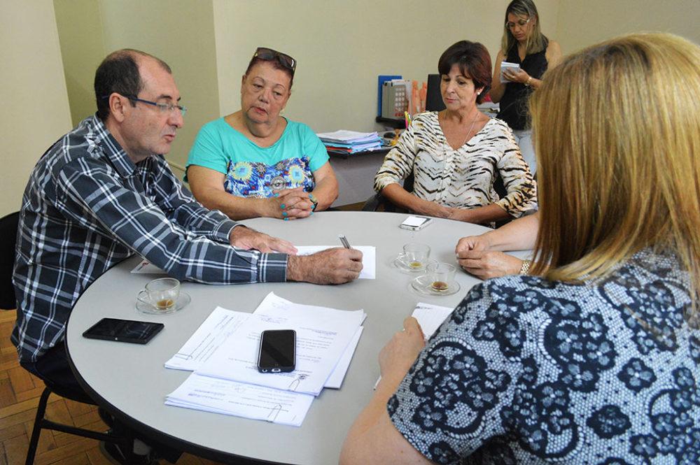 Prefeitura e Tereprev buscam soluções para resolver o déficit previdenciário