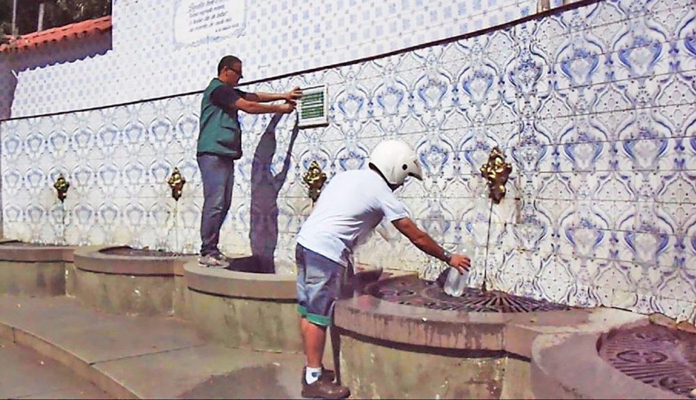 Fontes da cidade: Veja resultados dos exames das águas
