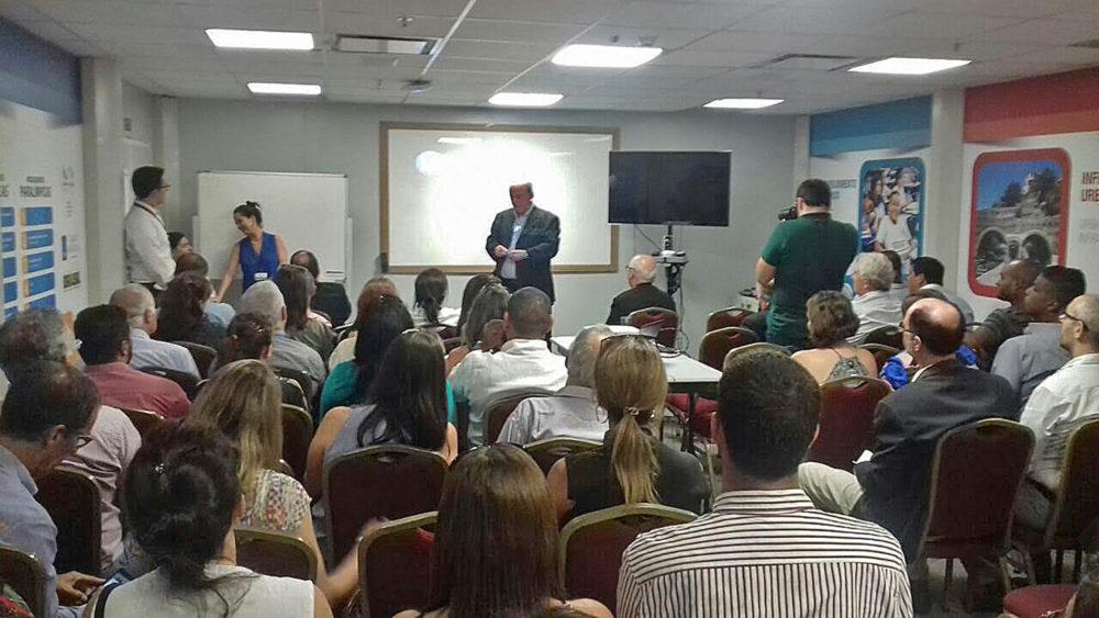 Teresópolis presente no Lançamento do Rio Media Center