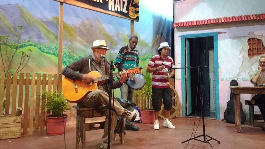 Cultura de Raiz: artistas populares movimentaram a Casa de Cultura