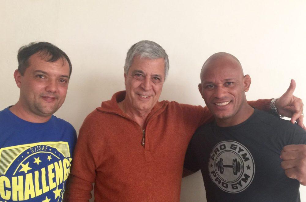 Lutador de Teresópolis disputará Grand Prix de MMA na Rússia