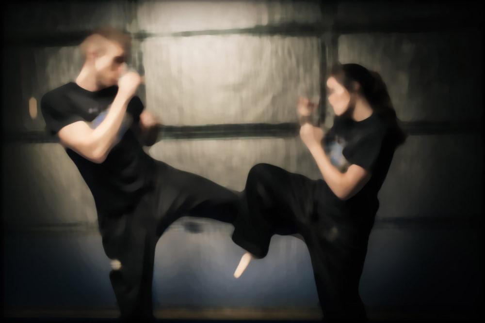 Curso de defesa pessoal e combate urbano na Casa de Cultura