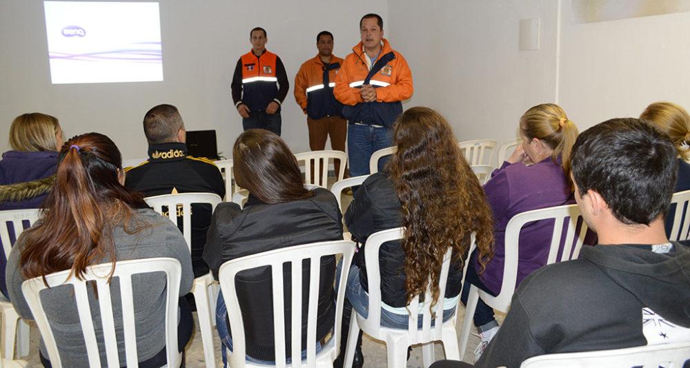 2º Curso em Defesa Civil reúne voluntários