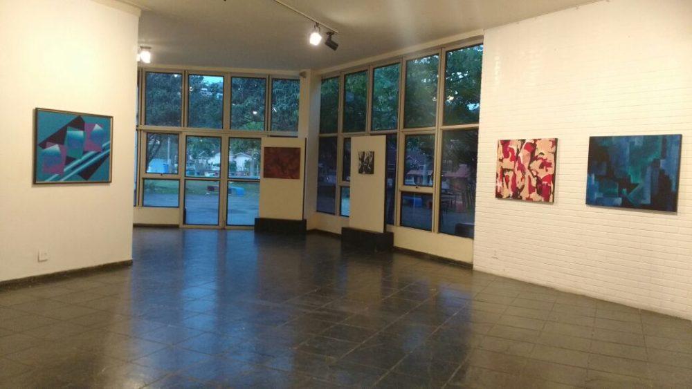 Mostra Coletiva ABSTRATOS na Casa de Cultura