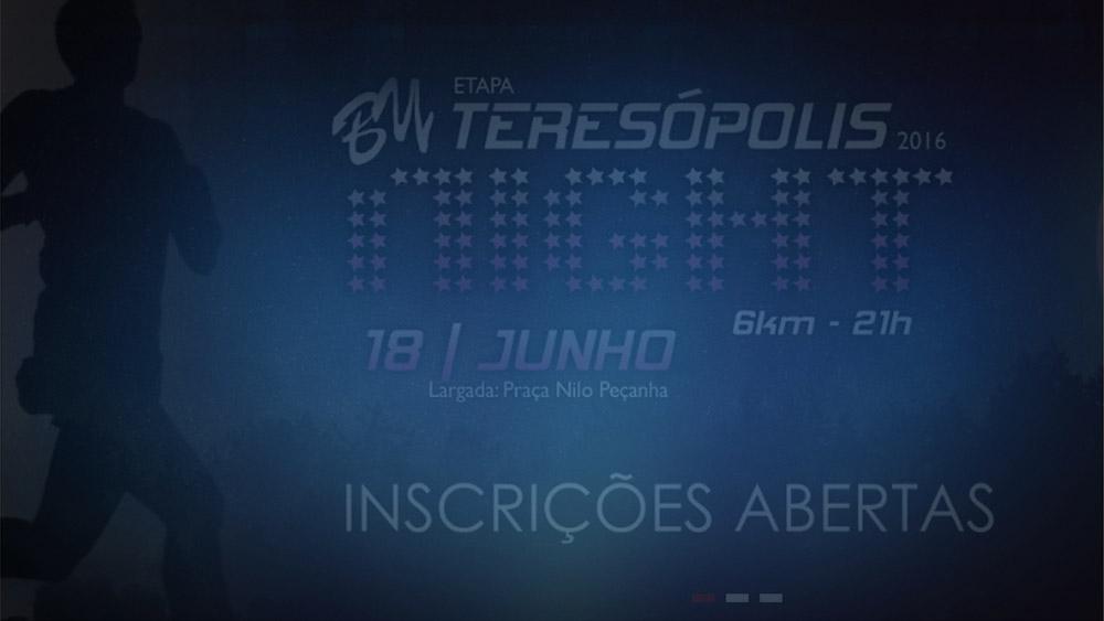 Inscrições para Corrida de Rua Teresópolis By Night terminam nesta sexta, 10