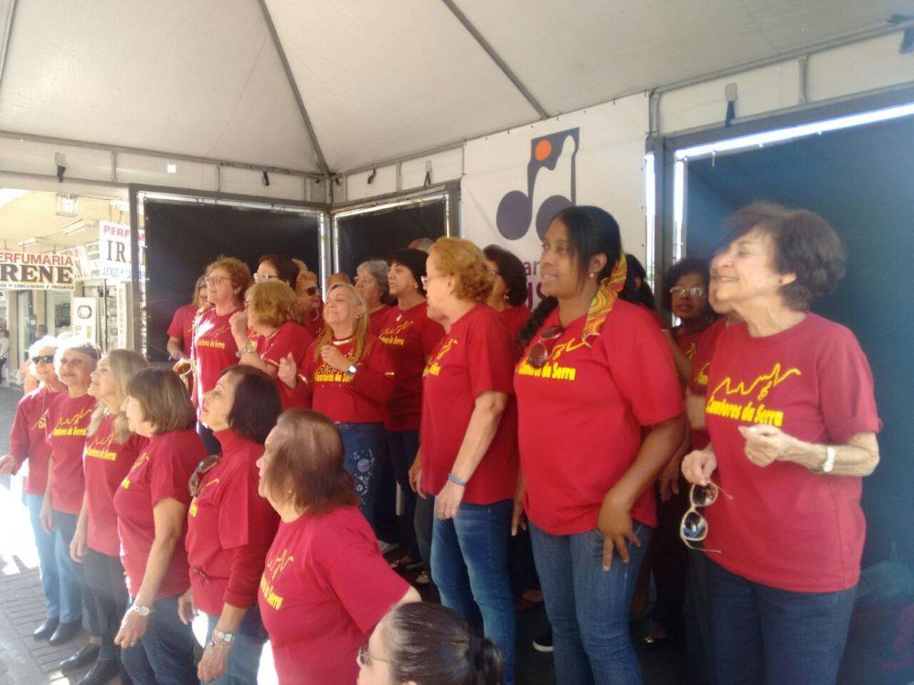'Semana da Música' apresenta Coral Cantores da Serra