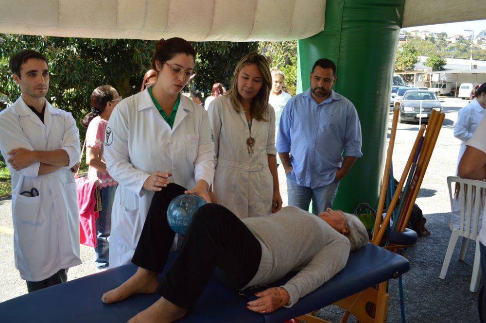 Esporte&Saúde em Ação: evento de promoção da saúde movimentou o Pedrão