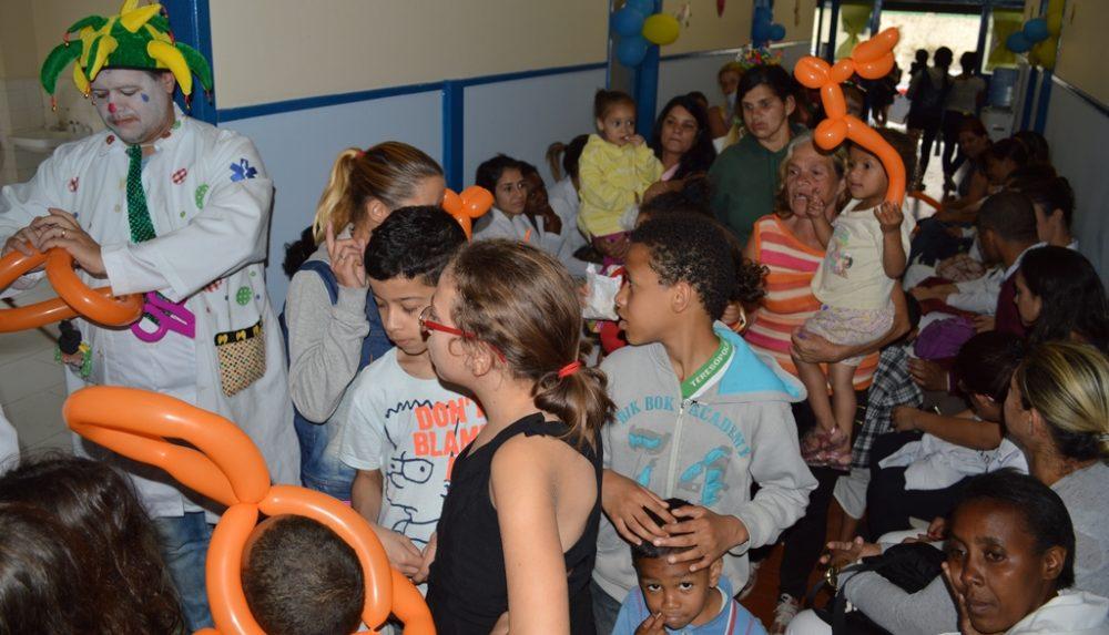 Festa do Dia das Crianças no Cemusa