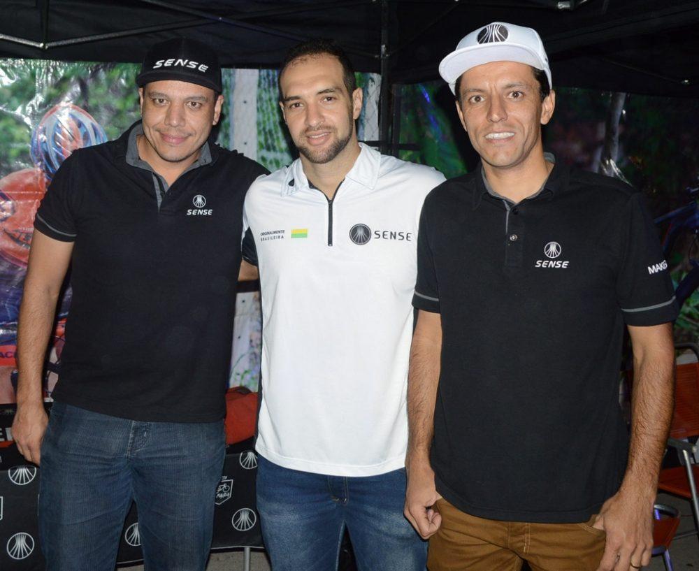 Teresópolis é escolhida para lançamento de novos modelos da Sense Bike