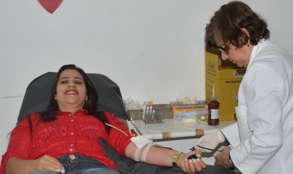 Hemonúcleo intensifica conscientização pelo Dia Nacional do Doador Voluntário de Sangue