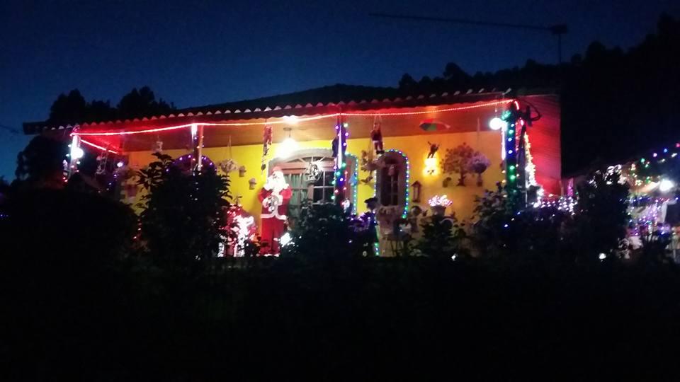 Premiação do concurso de decoração de Natal da Prefeitura
