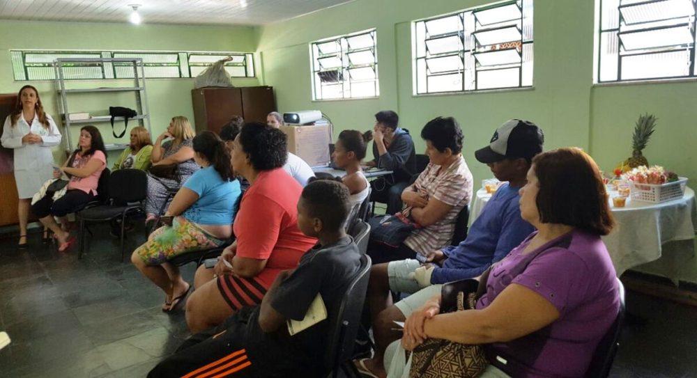 Ações de saúde para mulheres movimentam PSFs da Fonte Santa e da Granja Guarani