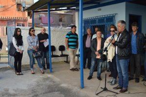Prefeito Tricano inaugura Policlínica do Servidor Municipal e nova sede do CAPSi