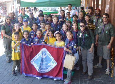 100º Grupo de Escoteiros do Brasil Nova Vida – Teresópolis: conscientização ambiental desde a infância