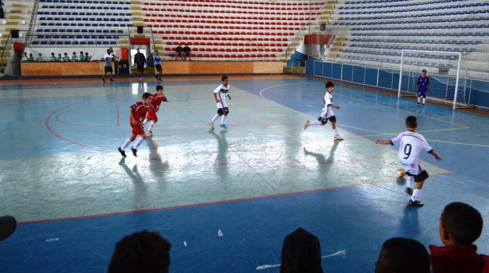 Teresópolis recebe mais uma etapa do Carioca de Futsal