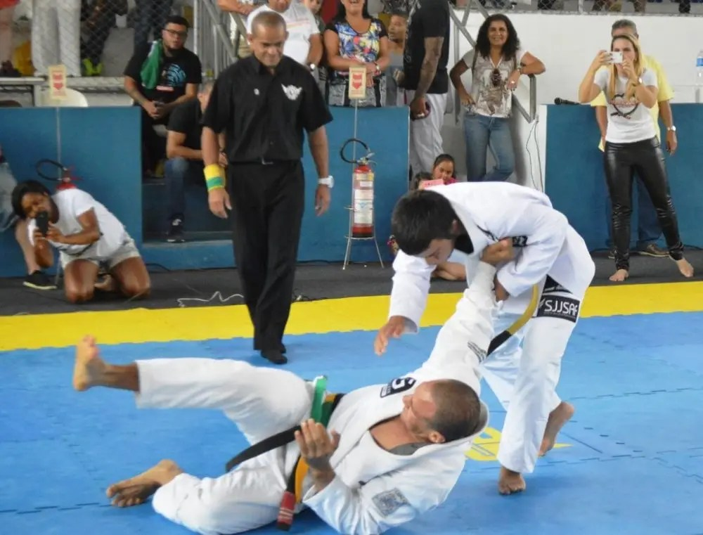 Teresópolis abre Circuito Sul-Americano de Jiu-jítsu