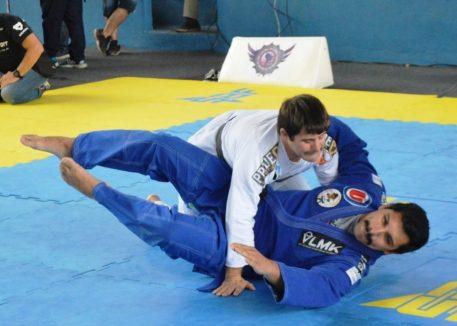 Atletas especiais competem na Copa Sul-América de Verão de jiu-jítsu