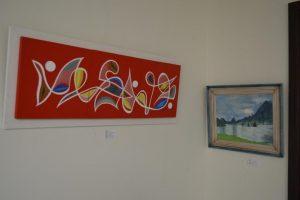 Galeria Artista Sami Mattar segue com revezamento de quadros